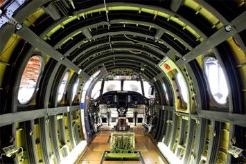 Aéronautique Cabine et cockpit